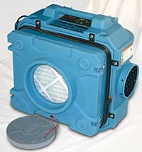 Air Scrubber: Dri-Eaz Products Inc.