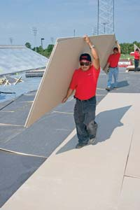 Facilities Management Roofing Cover Board Firestone