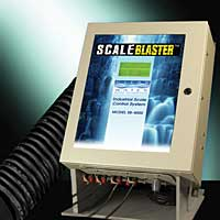 Scale Removal: Clearwater Enviro Technologies
