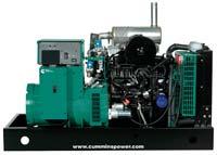 Generators: Cummins Power Generation