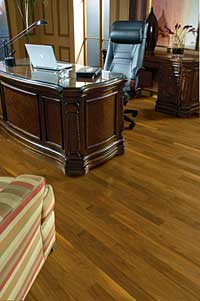 Hardwood Flooring: Armstrong Commercial Flooring