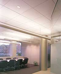 Acoustic Ceiling Panels: CertainTeed Corp.