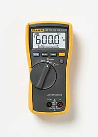 Multimeter: Fluke Corp.
