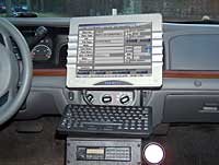 Construction Vehicle Computer: Glacier Computer