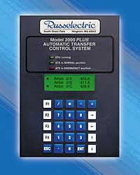 Transfer Switch Control System: Russelectric Inc.