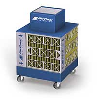 Air Purifier: Airflow Systems Inc.