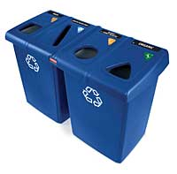 Recycling Waste Containers: Rubbermaid Commercial Products