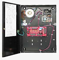 Fire System Power Supply: Honeywell Power Systems Inc.
