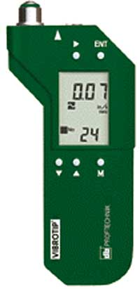 Vibration Multimeter: Ludeca Inc.