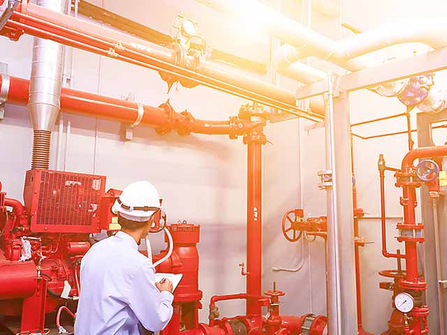 Managing Fire Protection System Maintenance