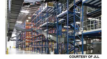 Amazon Leading the Pack in E-commerce Warehouse Design