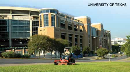University of Texas Offers Mowing Sustainability Challenges
