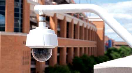 Increasing Use of Technology Aiding Campus Security Forces