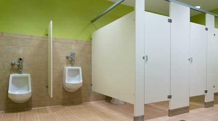 Maintenance Challenges with Low-Flow Toilets, Urinals and Faucets