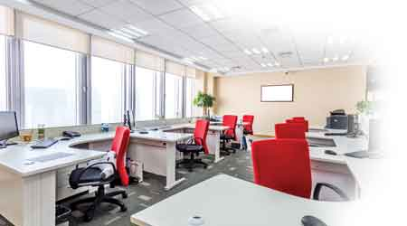 Managers Can Specify a Combination of Lighting Technologies
