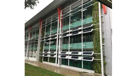 ZEB @ BCA Academy: Singapore's First Zero Net Energy Building