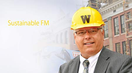 Sustainable FM: Peter Strazdas Helps Train a New Generation of FMs To Lead the Profession
