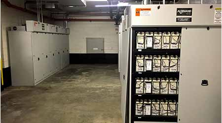 Energy Storage Case Study 2: Reducing Peak Demand