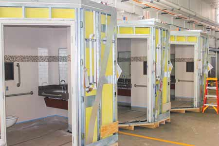 Modular Prefabricated Components Speed Construction, Cut Waste