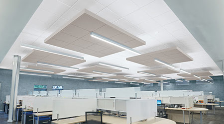 Facilities Management NewsArmstrong Total Acoustics Ceiling Panels