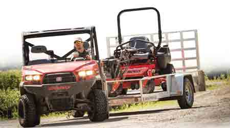 Utility Vehicles: Proper Inspections and Maintenance Help Deliver Performance