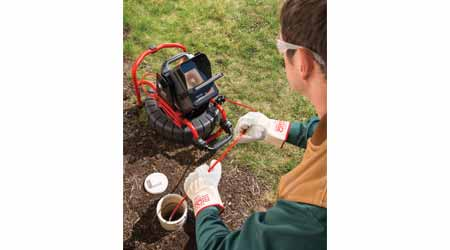 Video Inspection Cameras Enhance Drain-Cleaning Process