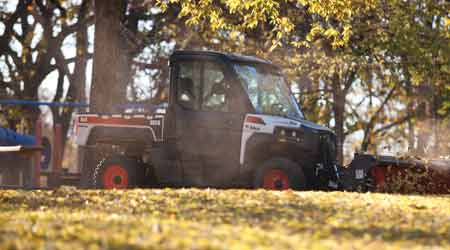 Utility Vehicles Deliver Reliability that Grounds Managers Covet