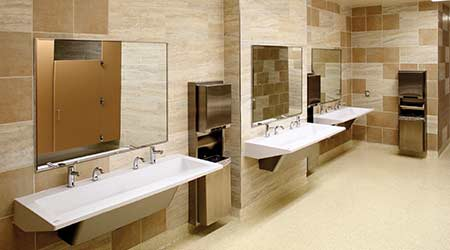 Finding Plumbing and Restroom Products that Perform