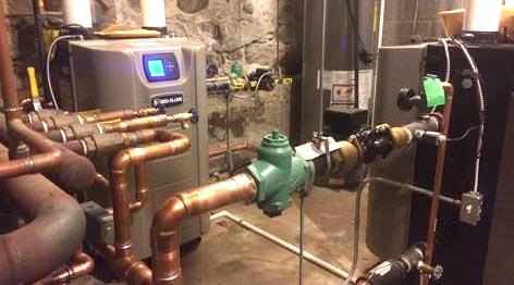 High Praise for Successful Boiler Retrofit - Facility Management ...