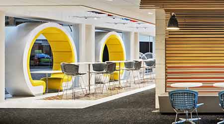Collaboration, Connection: Hallmarks Of High-Performance Office Space