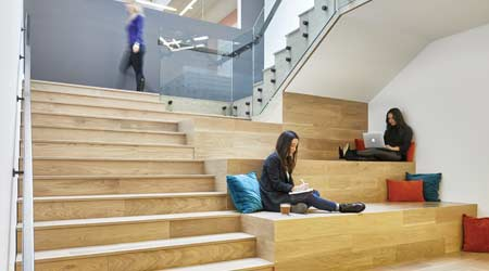 Trends In Workplace Design Focus On Productivity, Occupant Satisfaction