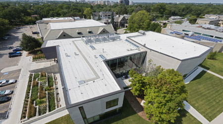 Case Study: Durability, Reflectivity Key Features of Roofing System