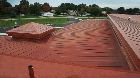 Case Study: Roofing System Exceeds Expectations