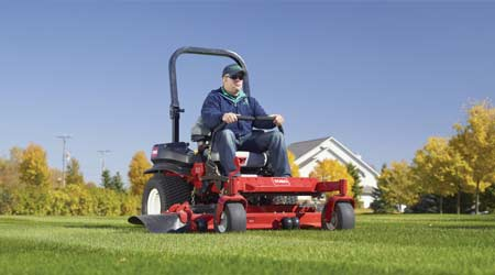 Mower Specification for Grounds Success