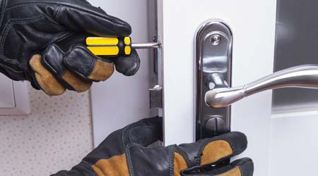 Reviewing Door Hardware Security