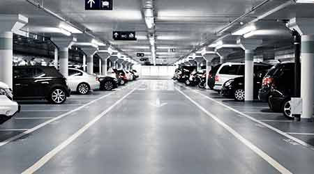 Concrete Maintenance: Parking Garages