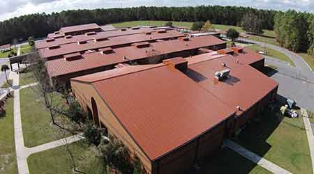 Roofing: School District Replaces Aging Systems