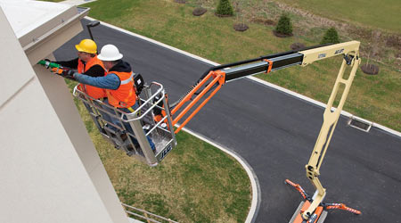 Lift Safety: Specifying The Proper Aerial Work Platform