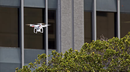 Drones and the Impact on Facilities - Facility Management
