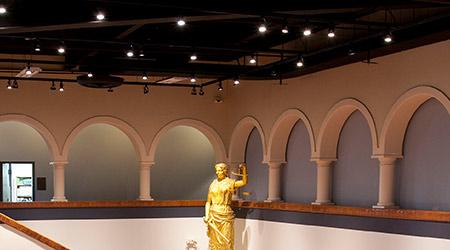 CASE STUDY: Illuminating History: Center Shines after LED Upgrade