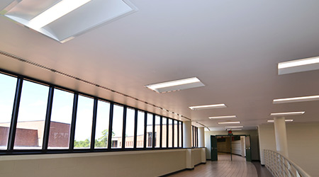 CASE STUDY: LED Lessons: School District Taps into Benefits of Upgraded Lighting