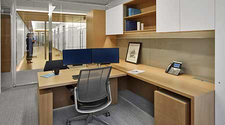 (Today, When It Comes To Furnishing Their Offices, Law Firm Partners Are  Likely To Be Offered Choices From A Preselected Set Of Options, Rather Than  Getting ...
