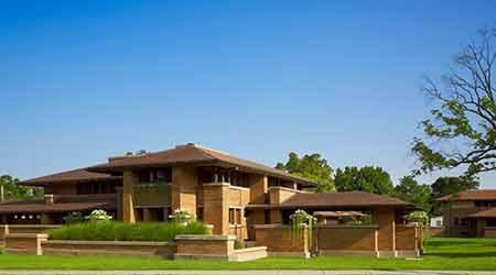 Martin House Frank Lloyd Wright