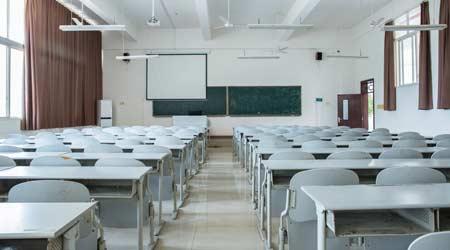 daylighting classroom