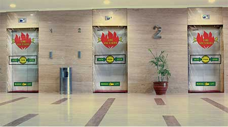 Elevator Shaft Doors, Fire Rated Doors, Smoke Doors - Door ...  |Elevator Fire Door