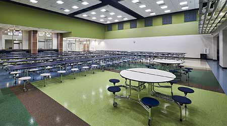School Lunch Room