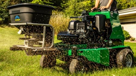 Mower Attachment And Improved Turf Care