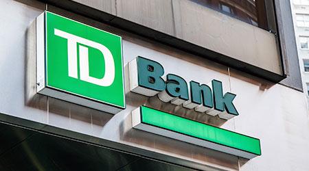 TD Bank net zero energy