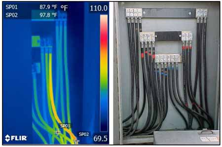 Infrared Thermal Imaging Helps Pinpoint Problems with Electrical