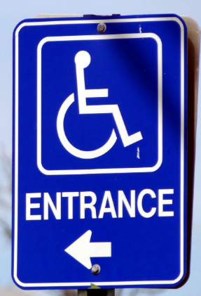 americans with disabilities act wheelchair
